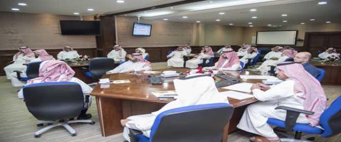 الإدارة العامة للعلاقات العامة والإعلام في ملتقاها السنوي تطور أداء وحداتها بالجامعة