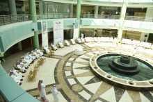 جامعة الأمير سطام تعايد منسوبيها بعيد الفطر المبارك
