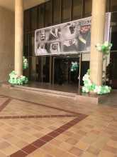 إدارة العلاقات العامة تشارك الأطفال فرحتهم باليوم الوطني بمستشفى الملك خالد بالخرج